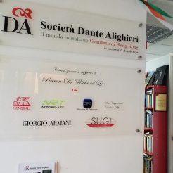 Benvenuti alla Società Dante Alighieri