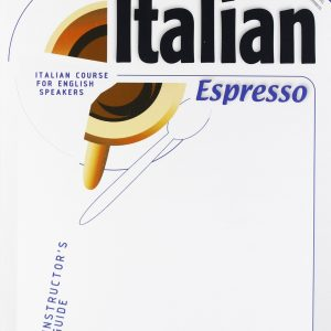 Italian Espresso 1 - instructor's guide