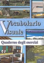 Vocabolario Visuale Quaderno